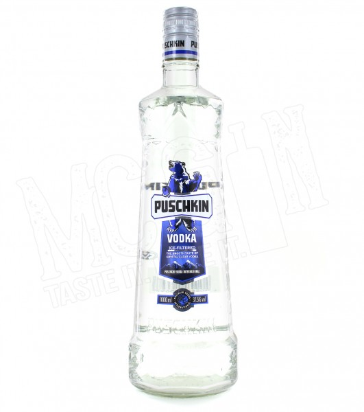 Puschkin Vodka - 1.0L