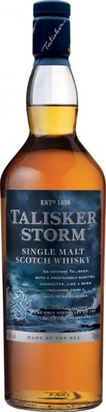 Talisker Storm Single Malt Scotch Whisky - 0.7L