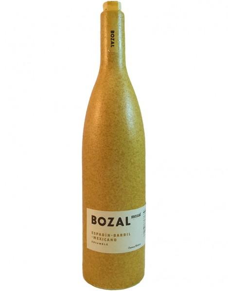 Bozal Espadin-Barril-Mexikano Mezcal - 0.7L