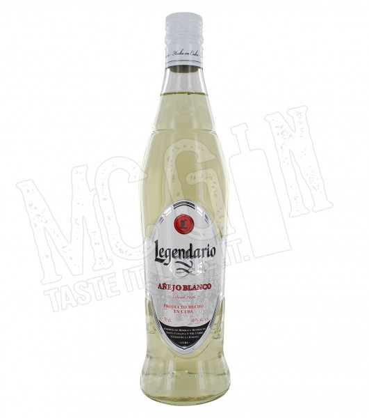 Legendario Anejo Blanco Rum - 0.7L