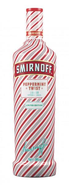 Smirnoff Peppermint Twist Likör - 0.7L