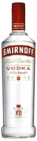 Smirnoff Red Label - 0.7L