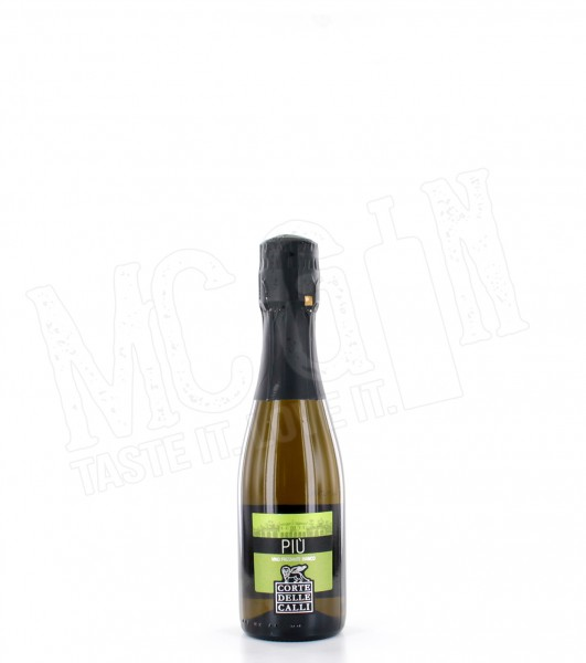 PIU Vino Frizzante Bianco 0.20l