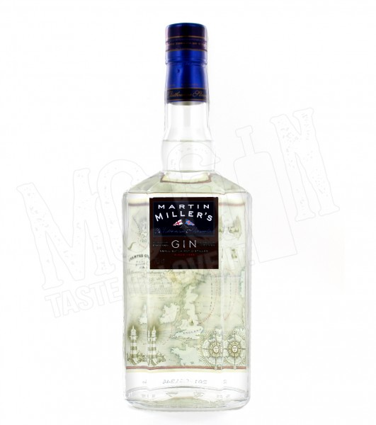 Martin Millers Westbourne Strength Dry Gin - 0.7L