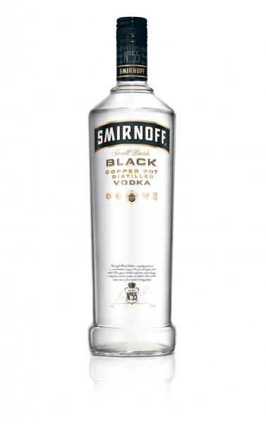 Smirnoff Black Label - 1.0L