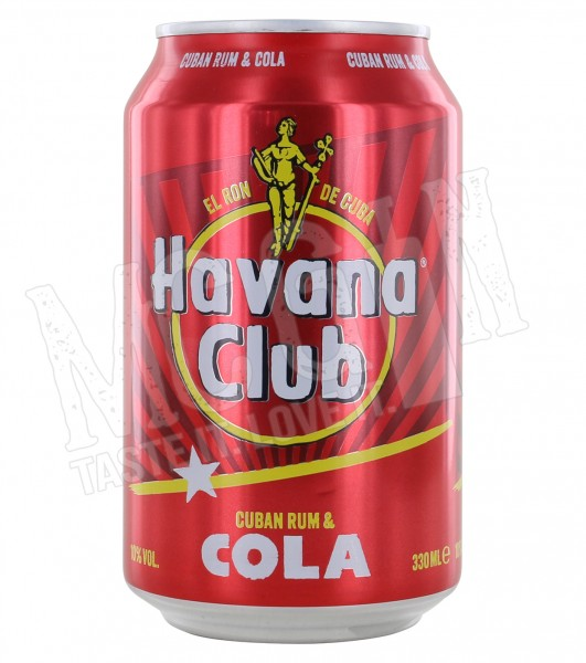 Havana Club & Cola - 0.33L
