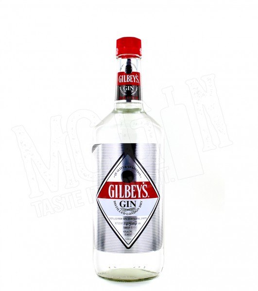 Gilbeys London Dry Gin - 1.0L