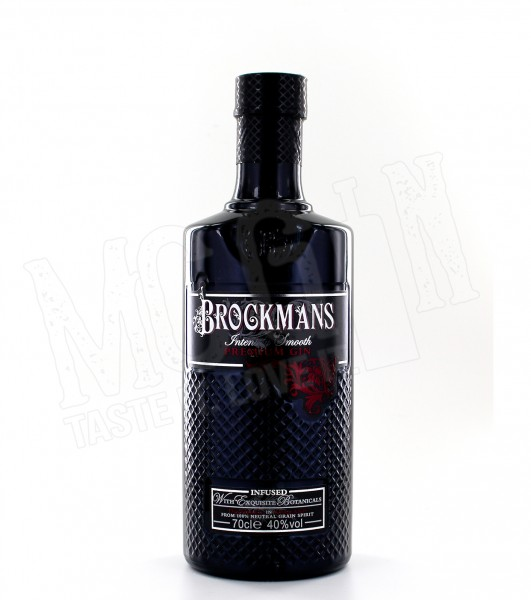 Brockmans Intensely Smooth Premium Gin - 0.7L