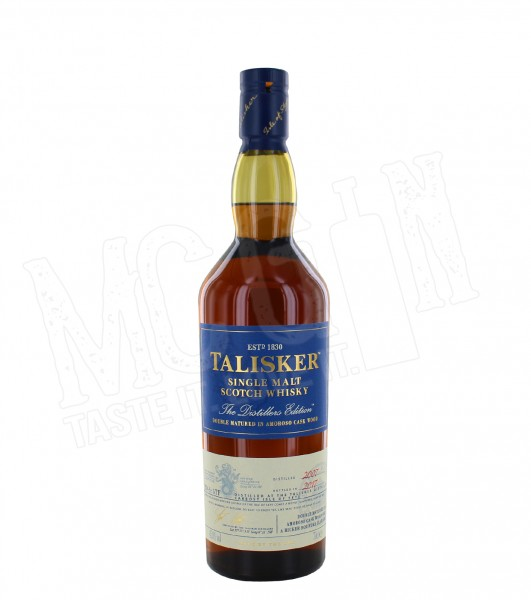 Talisker Single Malt Scotch Whisky The Destillers Edition 2007/2017- 0.7L