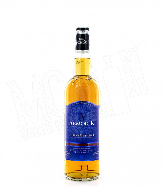 Armorik Double Maturation Single Malt - 0.7L
