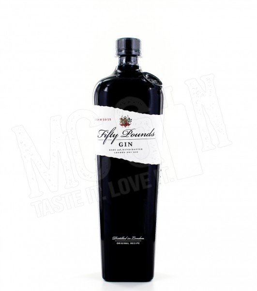 Fifty Pounds Gin - 0.7L