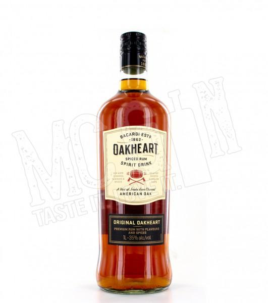 Bacardi Oakheart - 1.0L