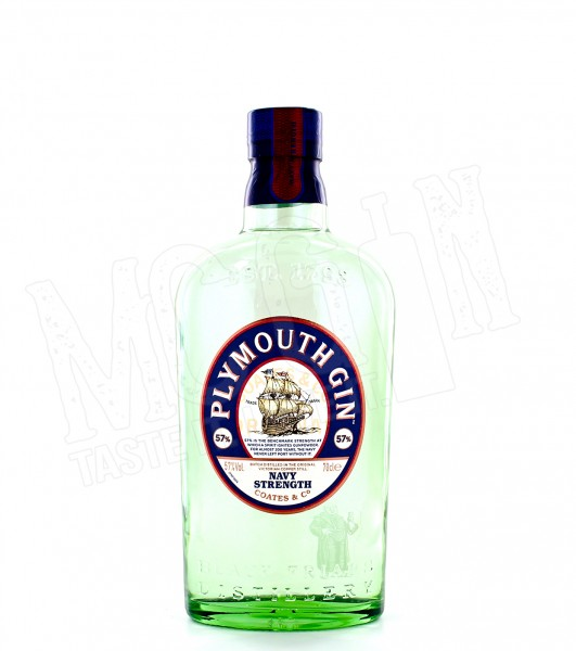 Plymouth Gin Navy Strength - 0.7L