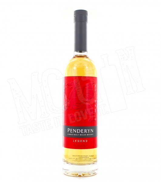 Penderyn Legend Single Malt - 0.7L