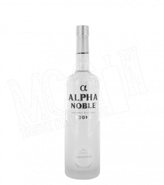 Alpha Noble Vodka - 1L