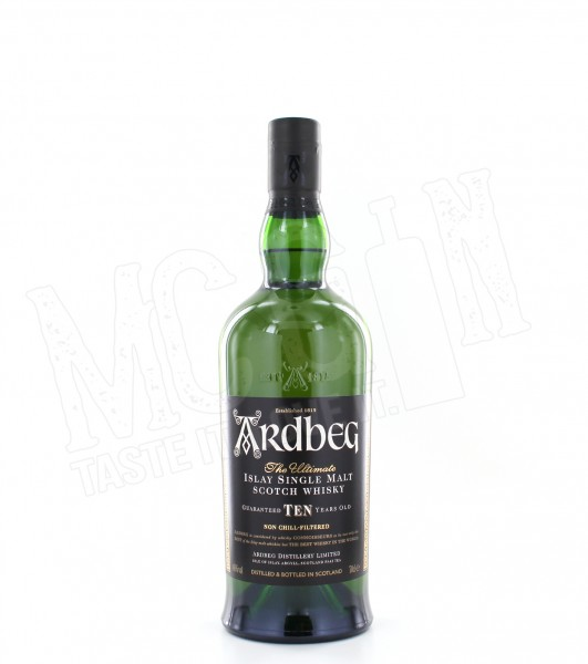 Ardbeg Islay Single Malt 10 Jahre - 0.7L