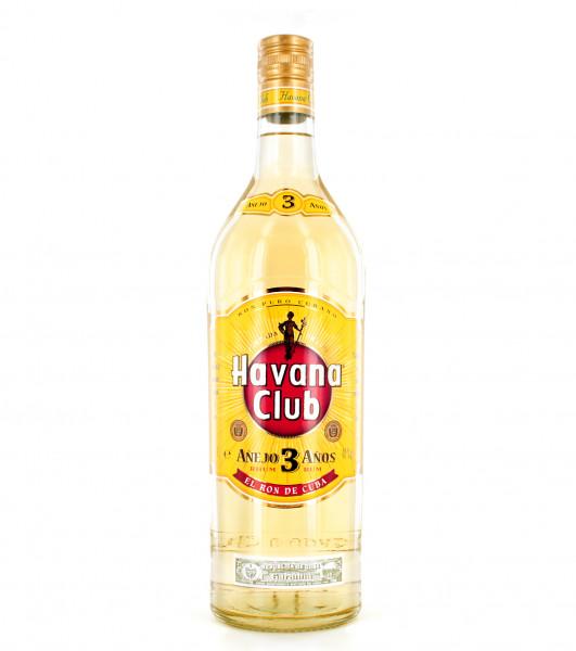 Havana Club 3 Jahre - 1.0L
