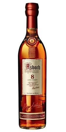 Asbach Privatbrand 8 Jahre - 0.7L