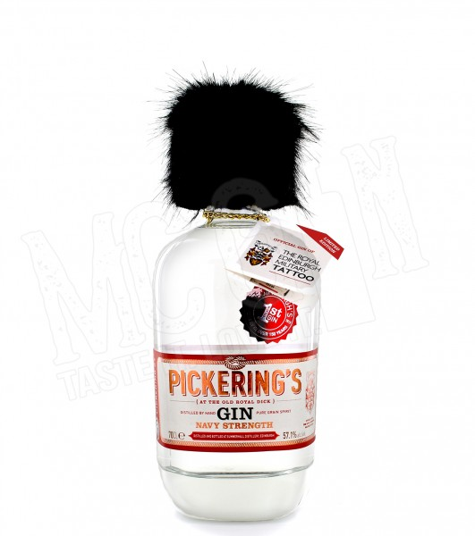 Pickering`s Gin Navy Strength - 0.7L