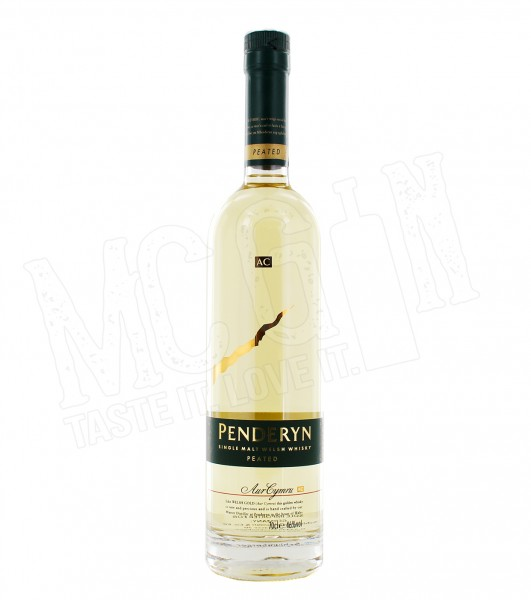 Penderyn Peated Single Malt - 0.7L
