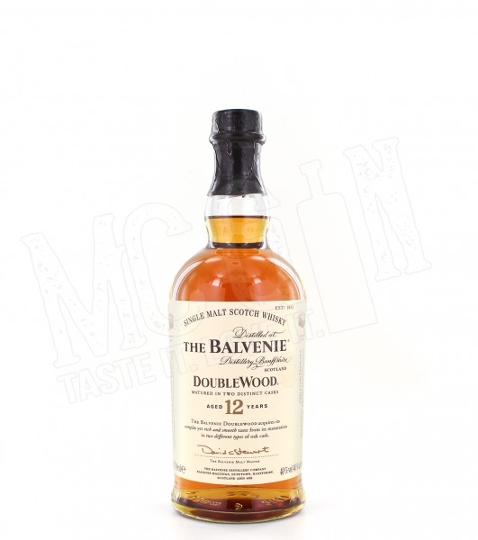 The Balvenie Double Wood 12 Jahre - 0.7L