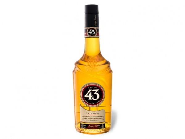 Licor 43 Cuarenta Y Tres - 0.7L