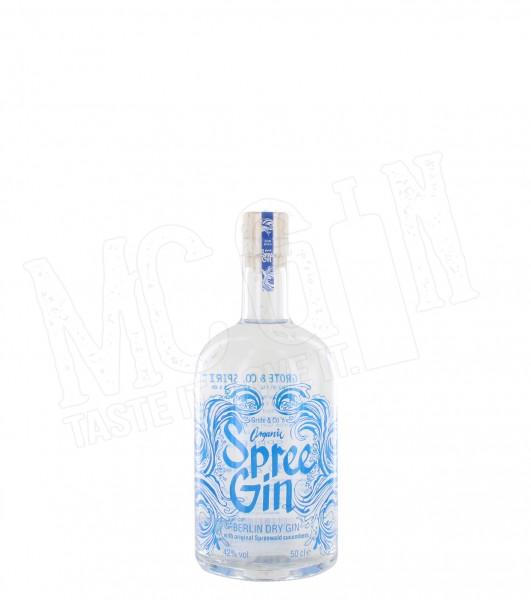 Spree Gin - Berlin Dry Gin -0.5L