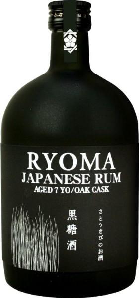 Ryoma 7 Jahre Japanese Rum - 0.7L