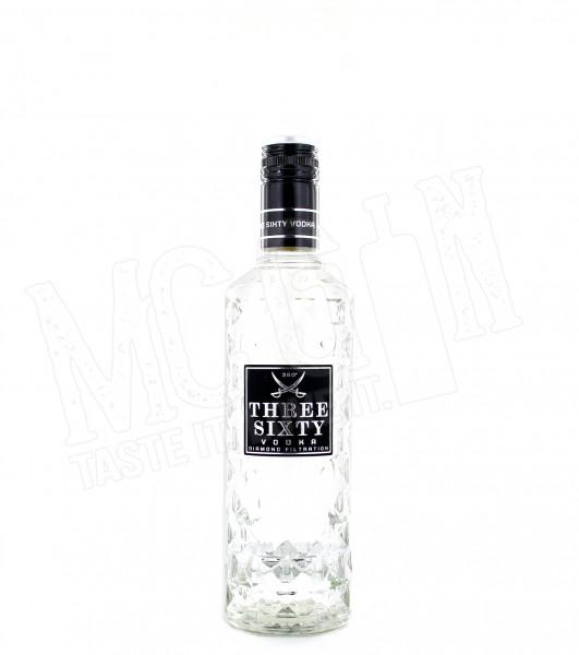 Three Sixty Vodka - 0.5L