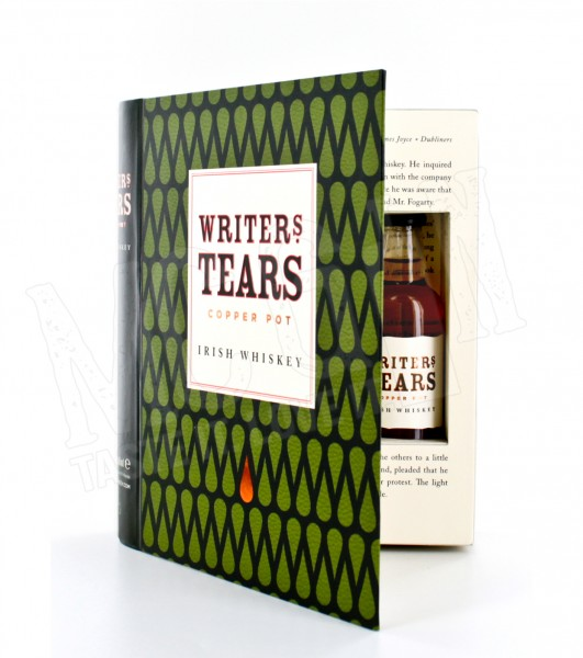 Writers Tears Mini Set Buch Optik - 3x 0,05L