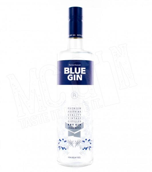 Reisetbauer Blue Dry Gin - 0.7L