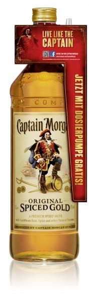 Captain Morgan Spiced Gold - 3.0L