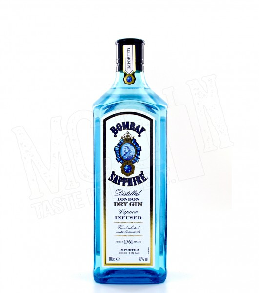 Bombay Sapphire London Dry Gin - 1.0L