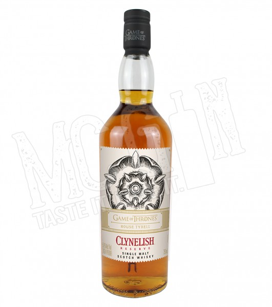 House Tyrell Clynelish Reserve Single Malt - 51,2%