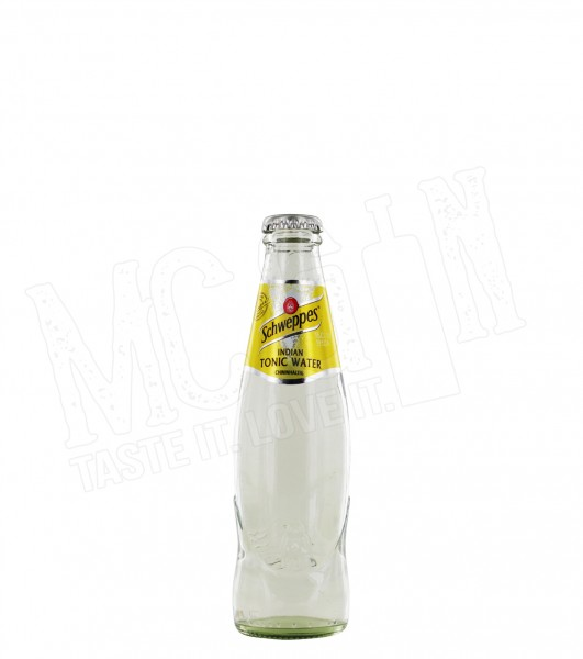 Schweppes Indian Tonic Water - 6er Pack - 6 x 0,2 l