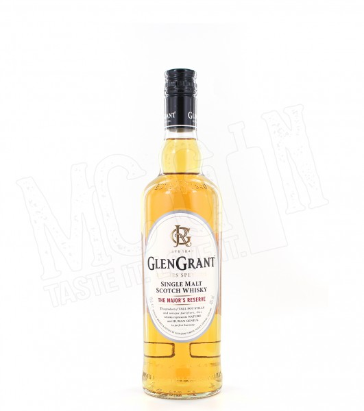 Glen Grant Single Malt The Major`s Reserve - 0.7L