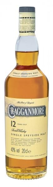 Cragganmore 12 Jahre - 0.2L