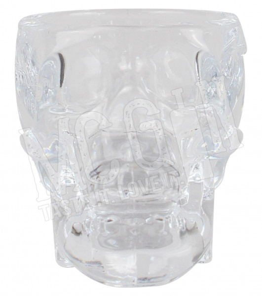 Crystal Head Shot Glas