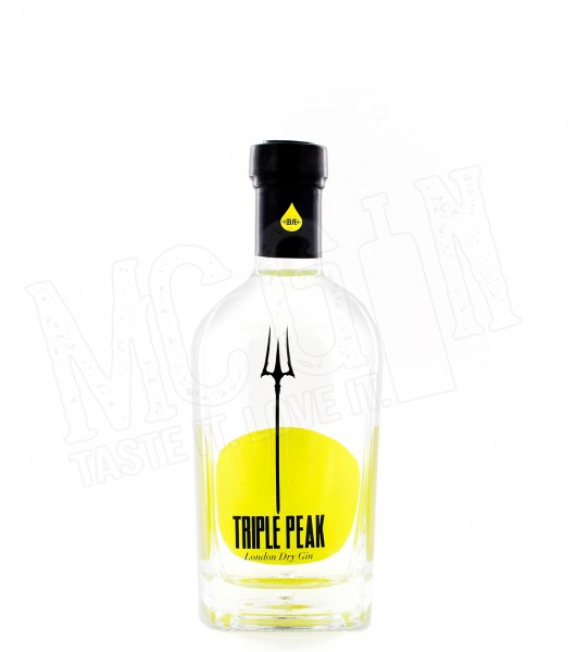 Triple Peak London Dry Gin - 0.5L
