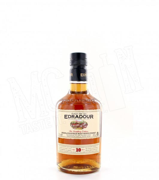 Edradour Highland Single Malt 10 Jahre - 0.7L