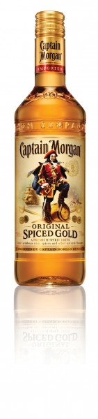 Captain Morgan Spiced Gold - 0.5L