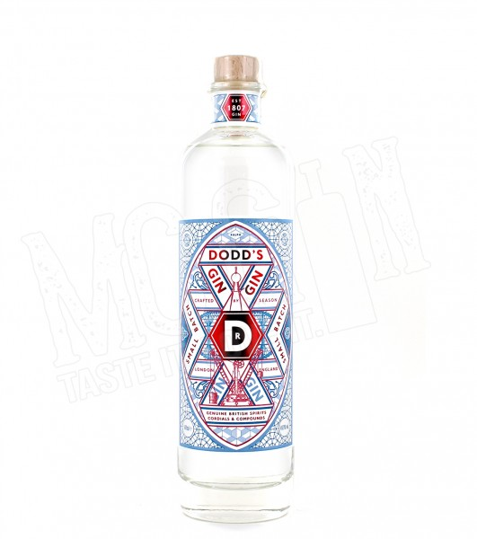 Dodd's Small Batch Gin - 0.5L