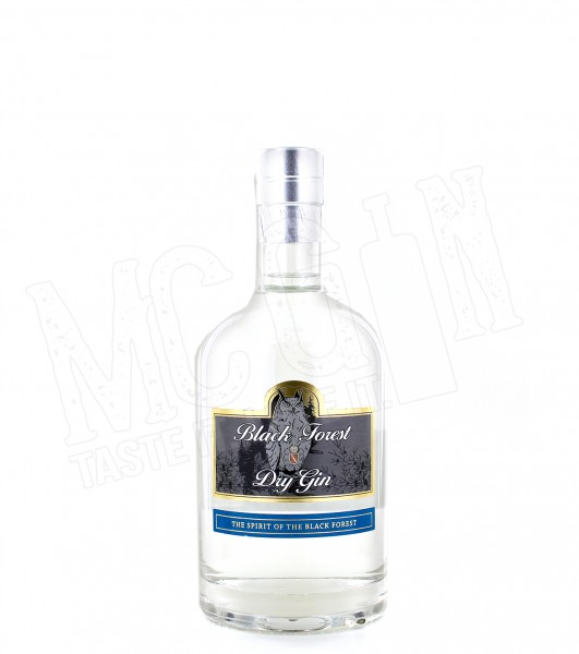 Black Forest Dry Gin - 0.7L