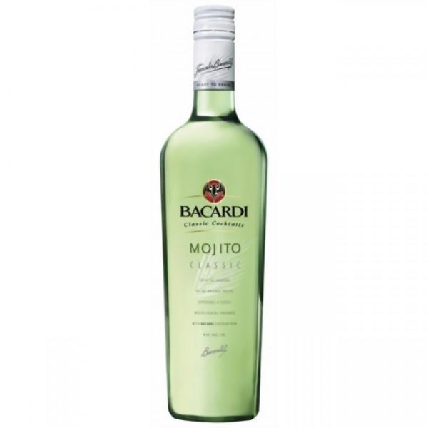Bacardi Mojito - 0.7L