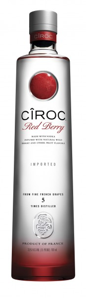 Ciroc Flavours Red Berry - 0.7L