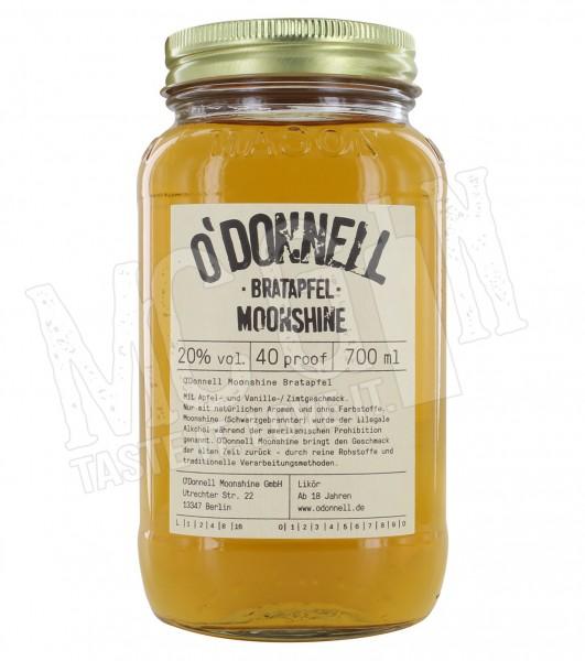 O'Donnell Moonshine Bratapfel - 0,7L