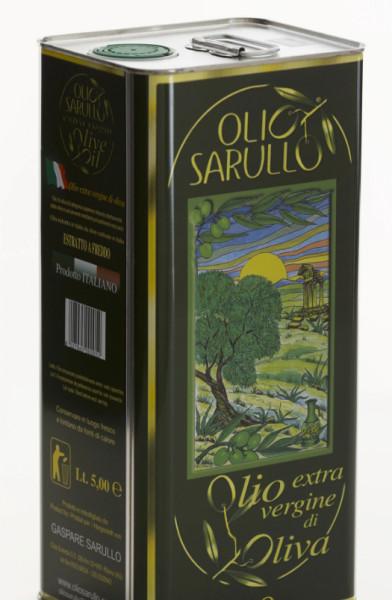 Olio Sarullo extra vergine oliva Olivenöl 3,0L