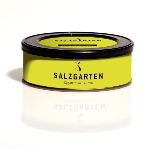 Salzgarten Flor de Sal Asia mit frischem Ingwer und Zitronengras 60g