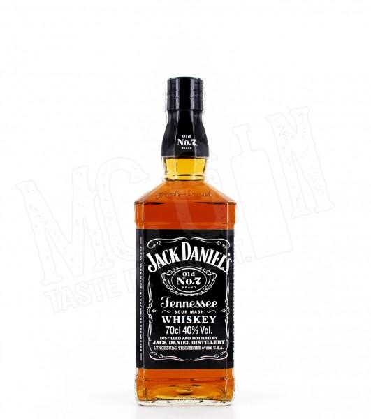 Jack Daniels No. 7 Tennessee - 0.7L