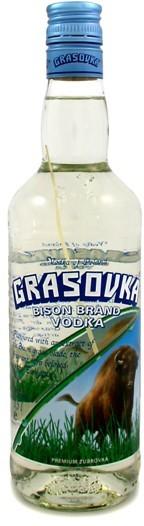 Grasovka Bisongrass Vodka - 0.5L